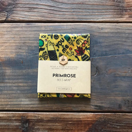 【PRIMROSE&Co】ミツロウラップ サンドウィッチ