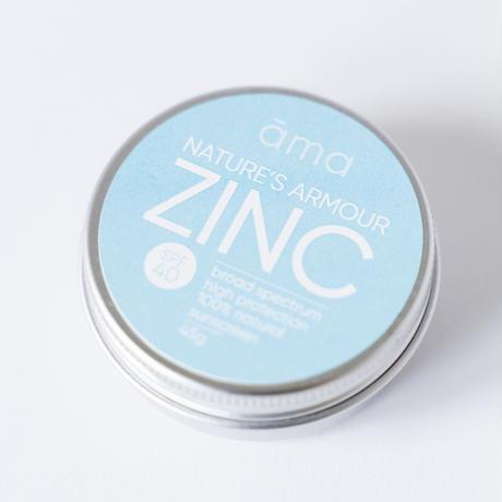 【ama】ZINC! SPF40 日焼け止め サンスクリーン