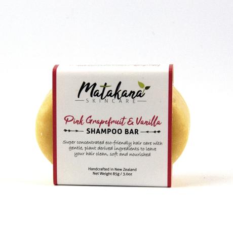 【Matakana Skincare】ピンクグレープフルーツ&バニラシャンプーバー