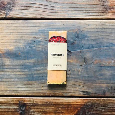 【PRIMROSE&Co】ミツロウラップ ミニパック