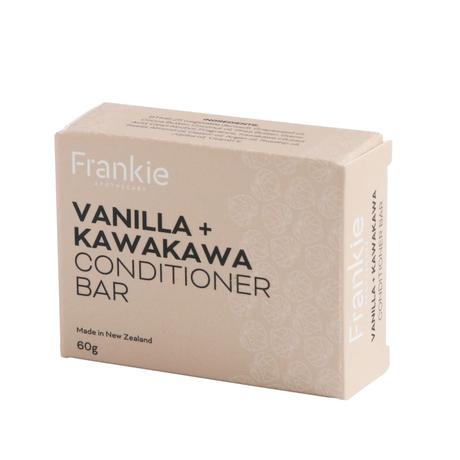 【Frankie APOTHECARY】バニラ&カワカワ コンディショナーバー
