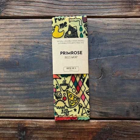 【PRIMROSE&Co】ミツロウラップ スモールパック