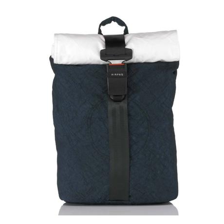 【AIRPAQ】エアバッグをアップサイクルしたバッグ Backpack