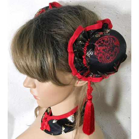 Spider Lilly TASSEL TWINTAIL CONER(RD)