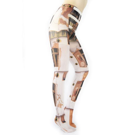 Nude  SOX MDT-006  Mad Science tights<カラクリ/Gimmick>