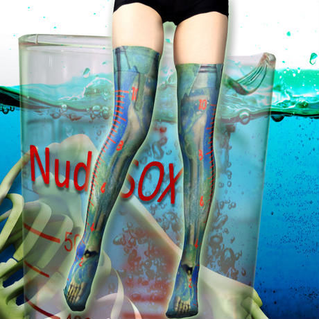 Nude  SOX  MDN-006  Mad Science knee high socks<メルティ―スライム/Melty slime>
