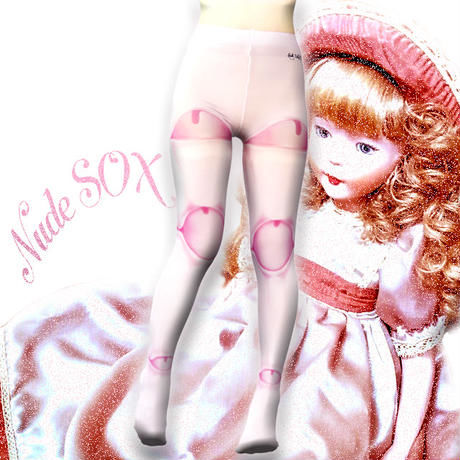 Nude  SOX MDT-003  Mad Science tights<ピンキードール/Pinkie Dole>