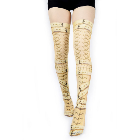 Nude  SOX  MDN-005 Mad Science knee high socks<拘束/Restriction>