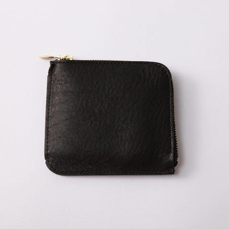 12 ZIP COIN CACE  BLACK