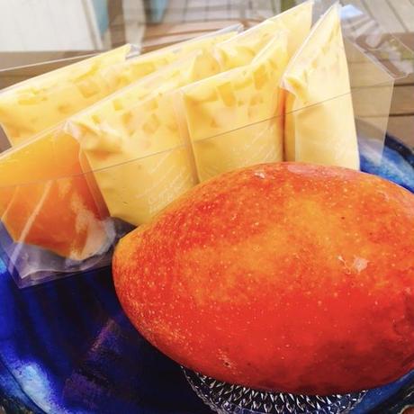 【冷蔵便】とろける沖縄マンゴープリンセット☆