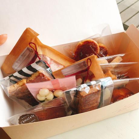 ハピシュ《おうち時間》焼き菓子BOX