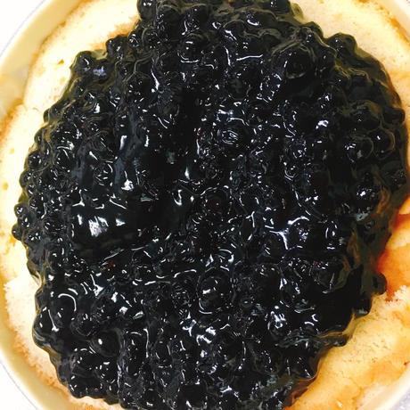 6月のケーキ【ブルーベリーパイ】送料込(冷凍便)
