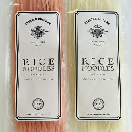 【NEW】ビーツの紅麺・米の白麺 2袋ずつ ★送料無料★ 28品目アレルゲンフリー