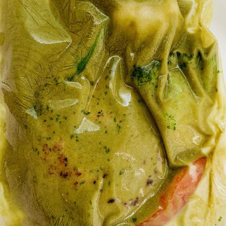 ほうれん草のグリーンカレーハンバーグ  ×1パック