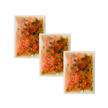 完熟トマトとバジルのパスタソース ×3パック