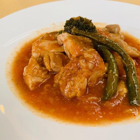鶏もも肉のチリソース ×1パック