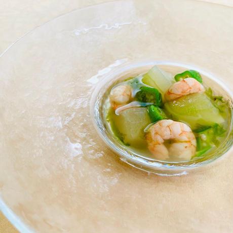 冬瓜と海老のスープ ×1パック