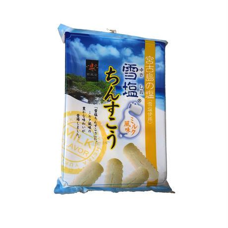 【送料込み】南風堂 雪塩ちんすこう 袋パック(2×8袋)   お得な2個セット