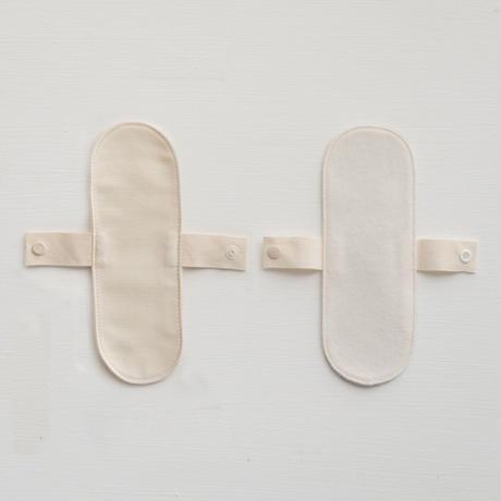 Peace Silk Sanitary  布ナプキン  パンティライナー  2枚セット