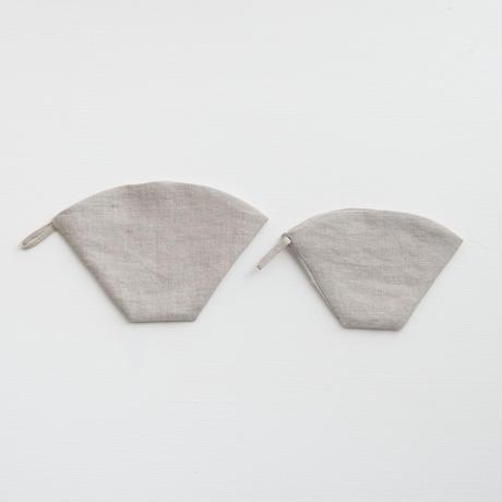 ORGANIC LINEN  Coffee filter 台形型 2枚セット