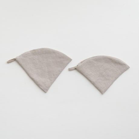ORGANIC LINEN  Coffee filter 円すい型 2枚セット