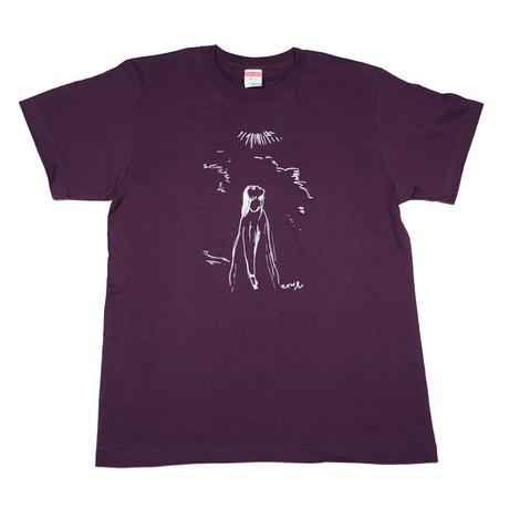 天と光Tシャツ
