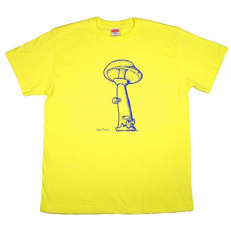 キノコTシャツ