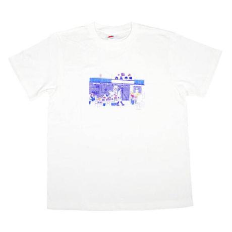 丸五市場Tシャツ