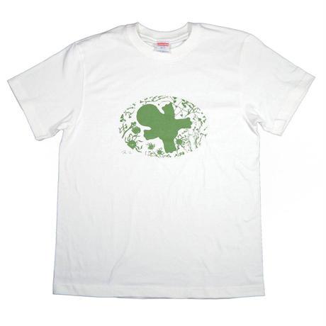ちょいと昼寝Tシャツ