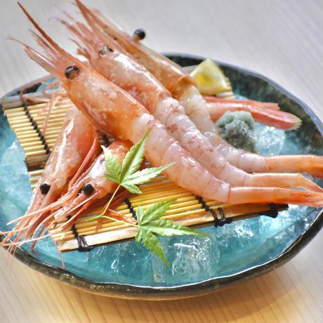 甘えび 刺身用 (冷凍)  (大サイズ 30尾入り)