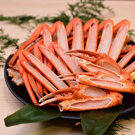 調理済かにすきセット 香住ガニ(生) 大サイズ (冷凍) かにすき出汁付