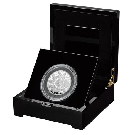 コンプリート版 2021 クイーンズビースト 5オンス 10ポンド銀貨 プルーフコイン シルバー QUEEN'S BEASTS COMPLETER 5oz Silver coin