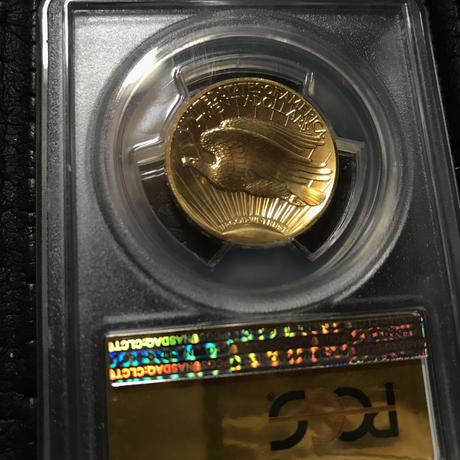 【PCGS MS70PL 】2009年 ウルトラハイレリーフ金貨 コイン プルーフライク セントゴーデンス ゴールド ダブルイーグル ULTRA HIGH RELIEF