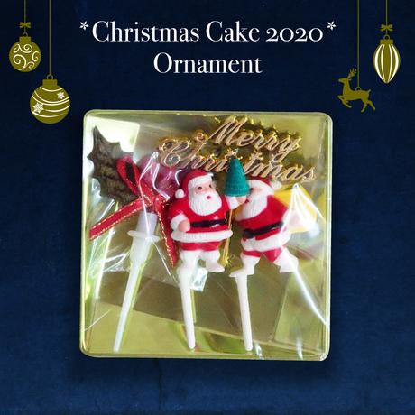 【クリスマス専用】装飾用オーナメント