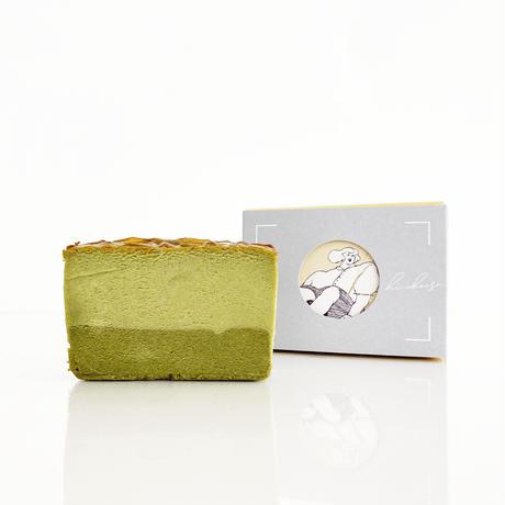 【期間限定】ハイチーズ / 抹茶(1P)