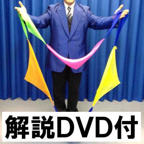 シルクリング(解説DVD付)
