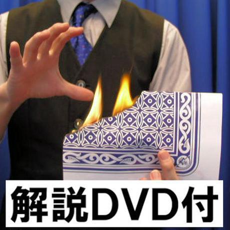 ファイヤーカード10枚セット(解説DVD付)