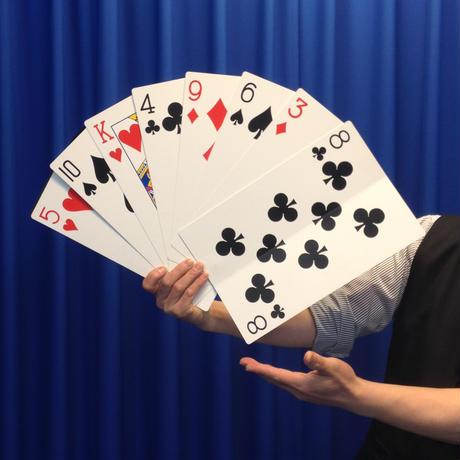 コメディタッチ ディミニシングカード