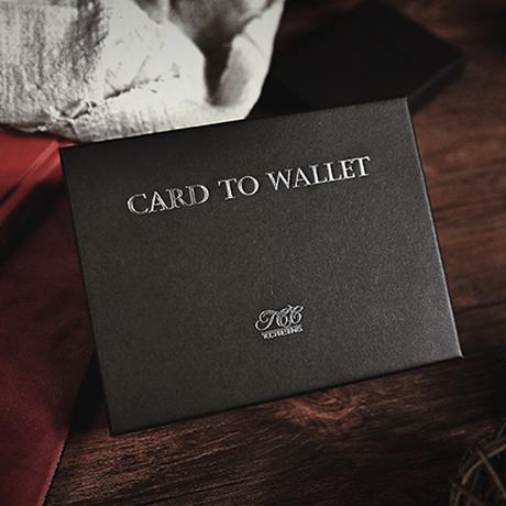 カードtoワーレット(アーティフィシャルレザー) byTCC