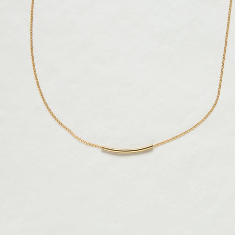 Follow Bar Necklace