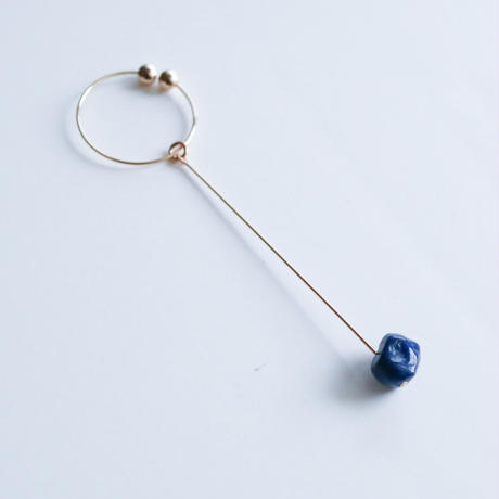 【夏限定カラー】DROP Earring ONE LIMITED BLUE