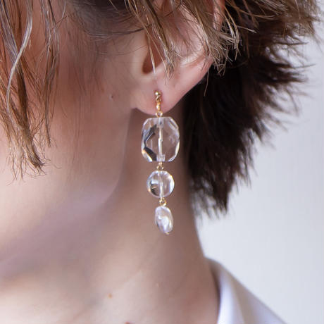 OPTI LONG Earring