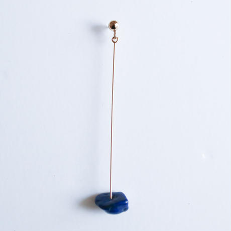 【夏限定カラー】DROP Pierce ONE LIMITED BLUE