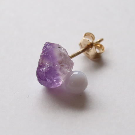 TOW PIERCE AMETHYST
