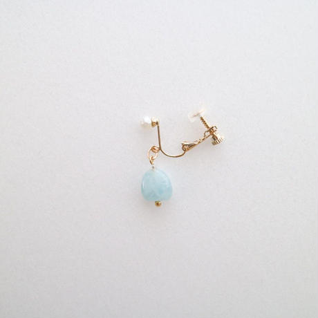 CELI ONE EARRING BLUE