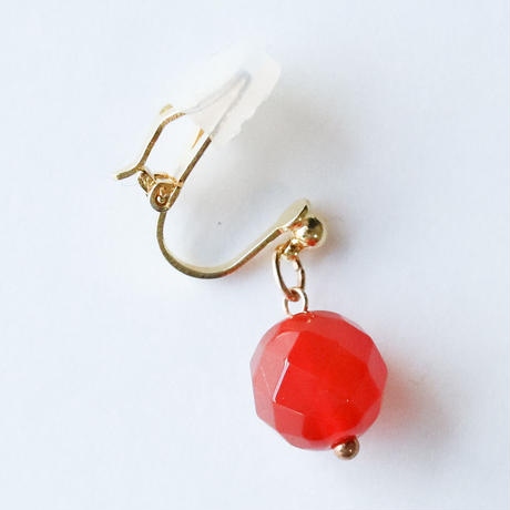 FLUI ONE Earring RED