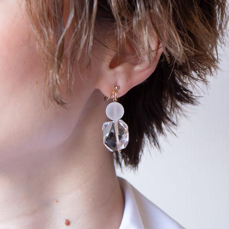 OPTI SHORT Earring