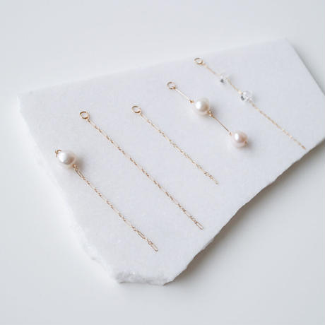 COM CRYSTAL EARRING PARTS