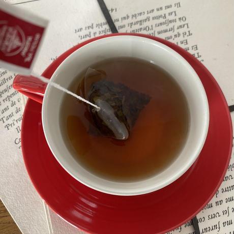🌱【キャラメルクリームティー】宇治紅茶館がセレクトしたDavid tea collection