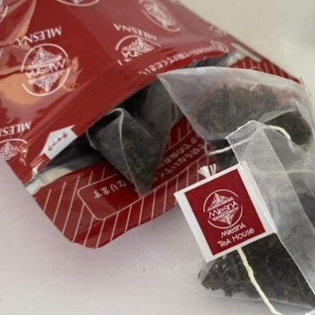 🌱【白桃アールグレイ】宇治紅茶館がセレクトした David tea collection